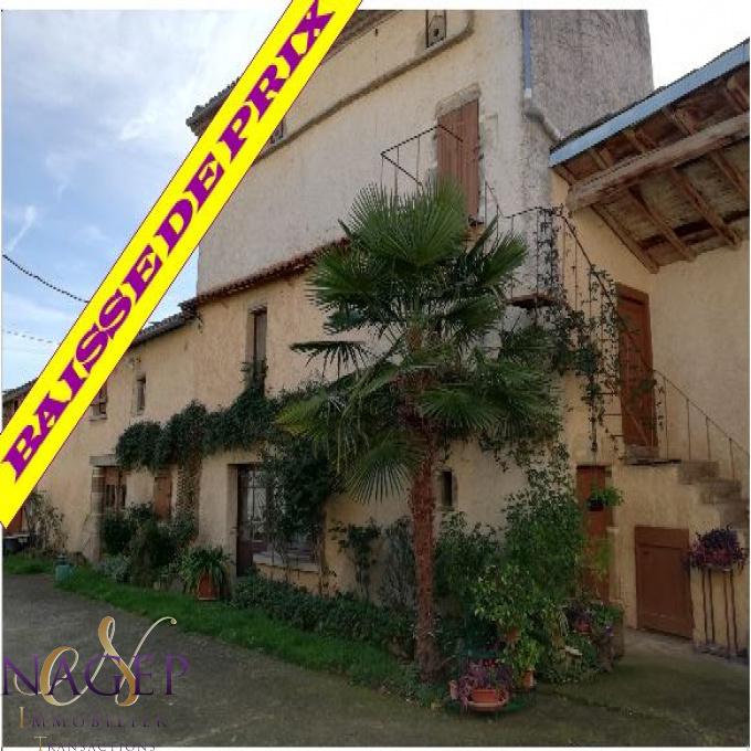 Offres de vente Maison Vassel (63910)